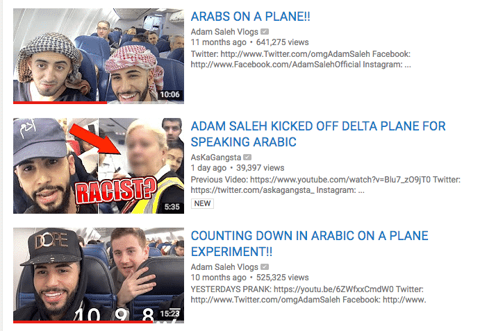 adam-saleh-youtube-kicked-off-delta-plane