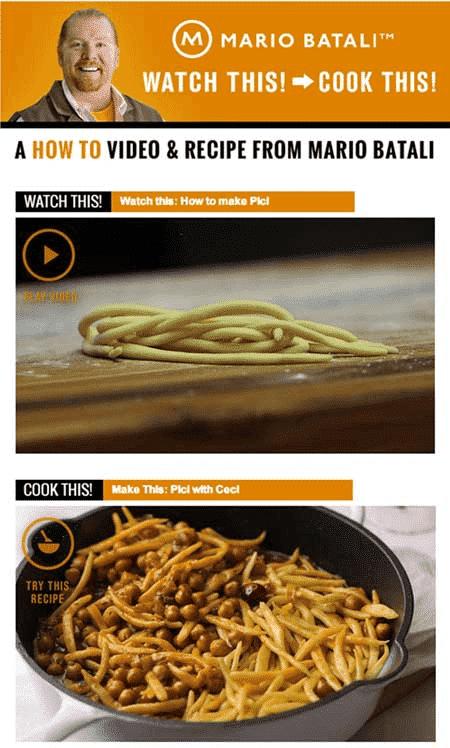Mario Vitale video newsletter
