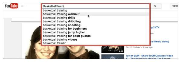 youtube-keyword-search