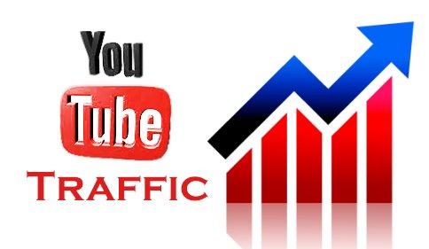 youtube traffic increase