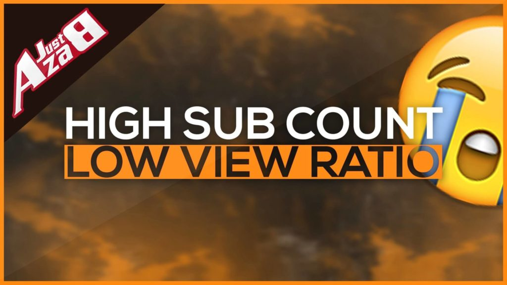high sub low view