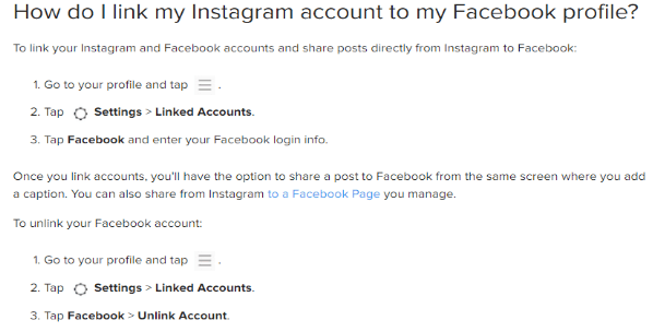 get views on instagram using facebook