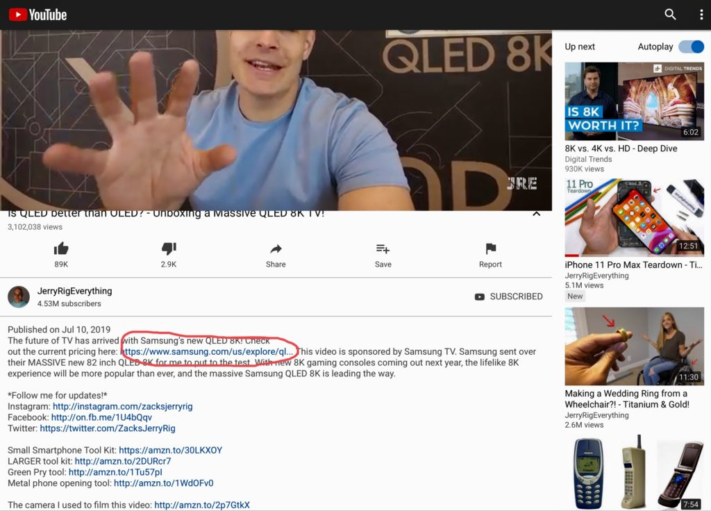 MAKING YOUR OWN MOOLAH WITH YOUTUBE
